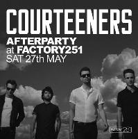 Saturdays at Factory w/ Courteeners Afterparty
