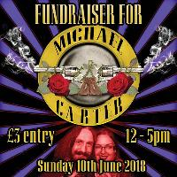 Fundraiser for Michael Carter - Vegan food, handmade items etc