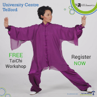 Free Tai Chi Workshop for Stress Management