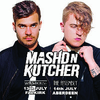 Mashd N Kutcher @ Warehouse Falkirk