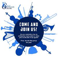 Enfield Community Orchestra Summer Concert