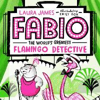 Meet Fabio: The Worlds Greatest Flamingo Detective!