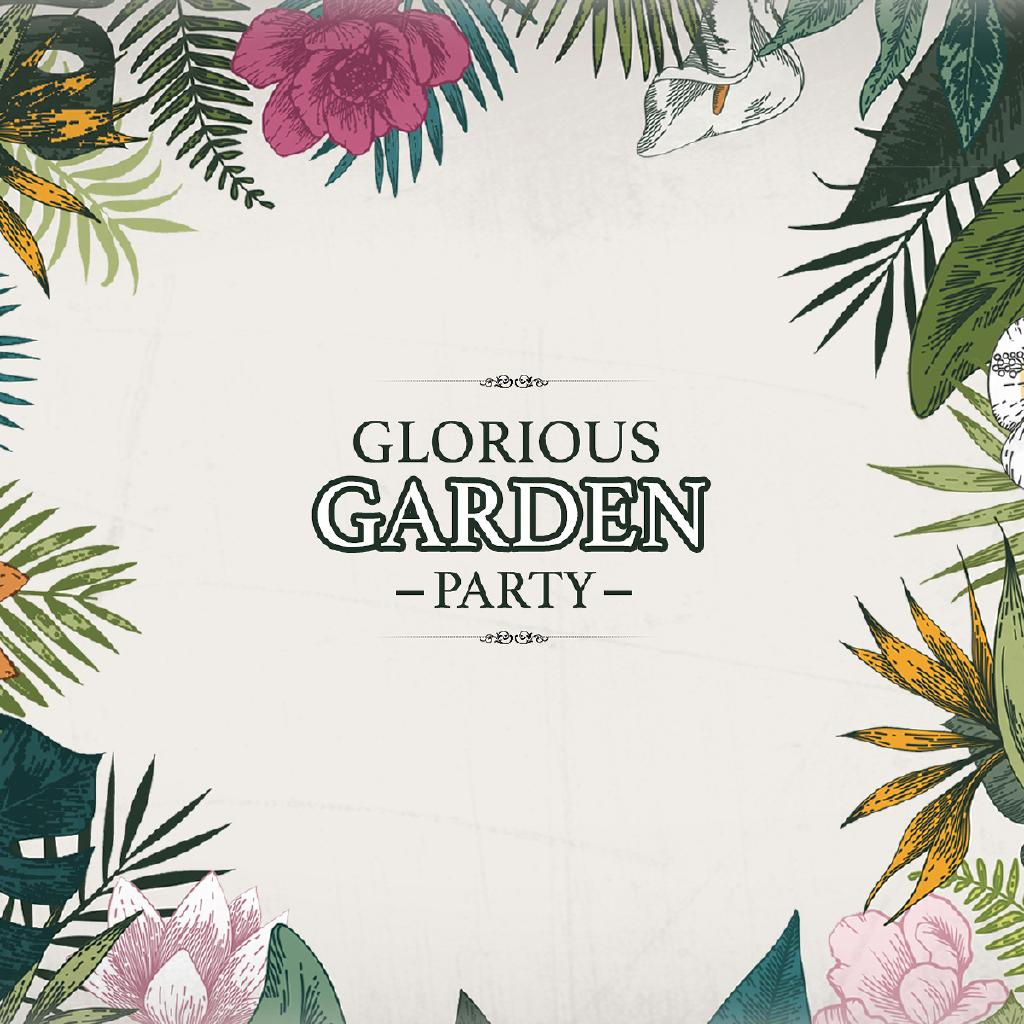 Word of Mouth Glorious Garden Party - Family Friendly!