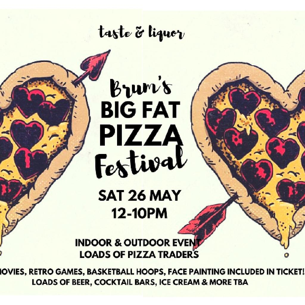 Brum's Big Fat Pizza Festival