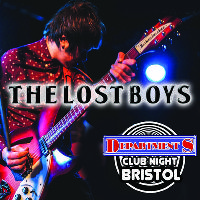 Department S Club Night ✰ THE LOST BOYS ✰