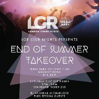 The End Of Summer Takeover