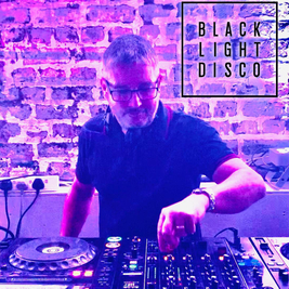 Black Light Disco @ Blundell Street