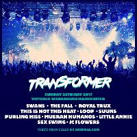 Transformer Events - Swans, The Fall + More