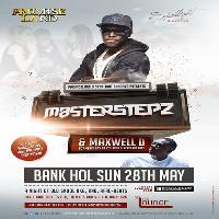 Promise Land & Spotlight Sundays presents Master Stepz & Maxwell D