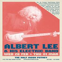 Albert Lee and his Electric Band