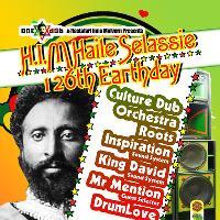 Haile Selassie 126th Earthday