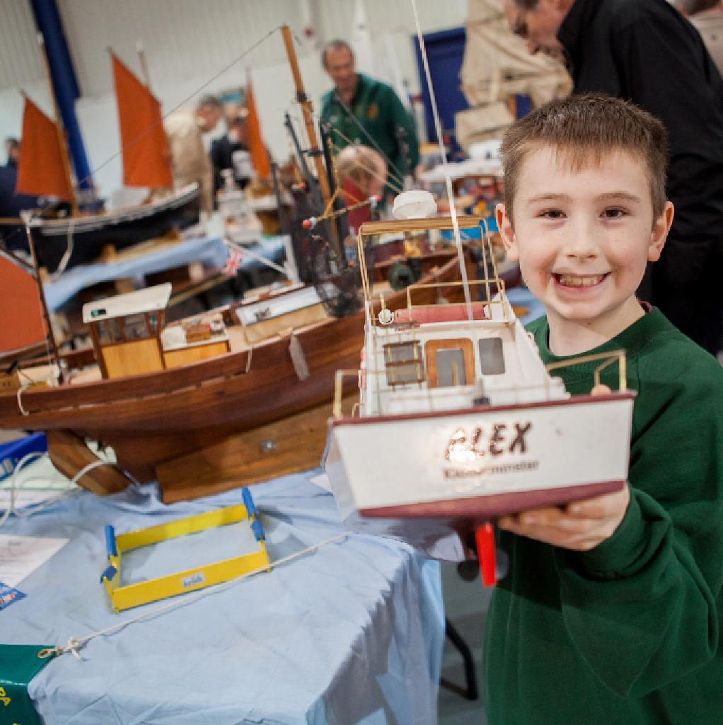 International Model Boat Show