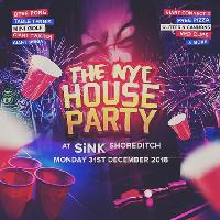 The NYE House Party at Sink Shoreditch!