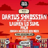 Social Avenue presents Moxy Muzik w/ Darius Syrossian