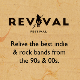 Revival Music Festival 2022, Blackpool