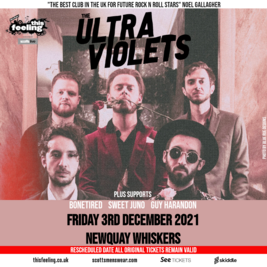 The Ultra Violets - Newquay