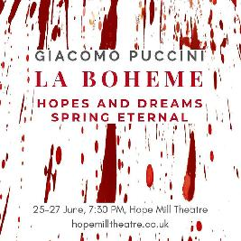 City of Manchester Opera presents Puccini