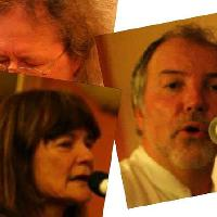 Open Mic with featured guests Jackalope Tales