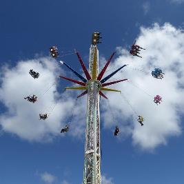 Leeds Thunder Theme Park