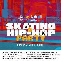 Skating & Hip-Hop Party