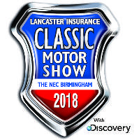 Lancaster Insurance Classic Motor Show