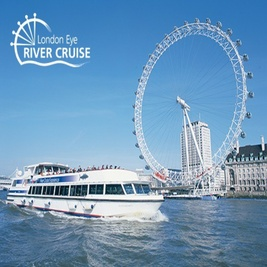 The Lastminute.com London Eye Standard Experience + River Cruise
