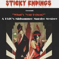 Midsummer Murder Mystery Meal
