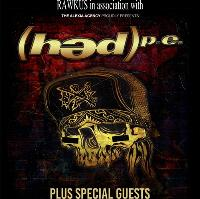 Hed PE w/Special Guests at Krazyhouse Liverpool - Friday 23/2/18