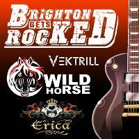 Brighton Gets Rocked