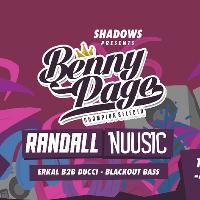 Shadows w/ Benny Page