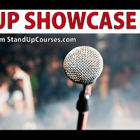 Stand Up Showcase - an evening of comedy from StandUpCourses.com