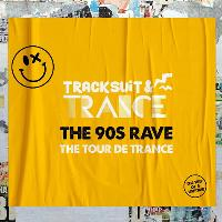 Tracksuit and Trance - The 90s Rave Bristol ft. Ultrabeat