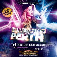 Clubland Classix Perth - N-TRANCE - ULTRABEAT @ Bank Nightclub