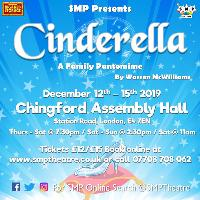 SMP Theatre presents - Cinderella, a family pantomime.