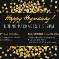HOGMANAY Dining Experience