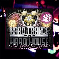 Hard House vs Hard Trance bk 2 bk. New years eve special.