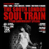 The South London Soul Train 7Yr Special w/Temple Funk Collective