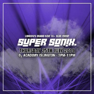 Super Sonix 16+ Summer Special