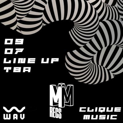 Mez Recs X Clique Music: WAV.  Our sound returns to Liverpool as we take over WAV.