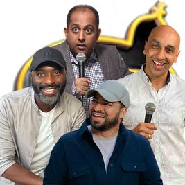 Desi Central Comedy Show - Leamington Spa