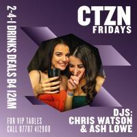 Ctzn Fridays