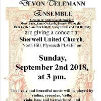 Devon Telemann Concert