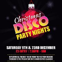 Xmas Disco Party Night