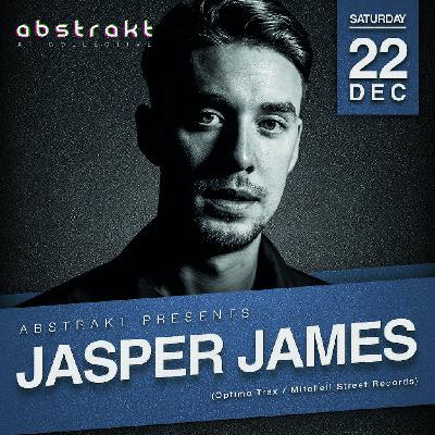 Abstrakt Presents Jasper James