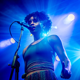 Nubiyan Twist ft. Ria Morgan + Ayanna Witter-Johnson