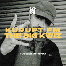 Kurupt FM - The Big Kwiz