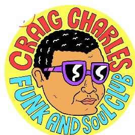 Craig Charles Funk and Soul Club - Reading