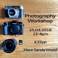 Practical Introduction to Photography Workshop