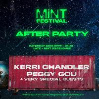 Mint Fest After Party No 2 - Kerri Chandler / Peggy Gou