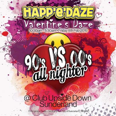 Happedaze Valentine's Daze
